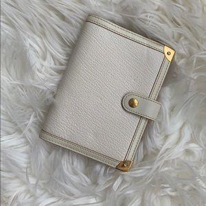 Louis Vuitton Agenda Diary
